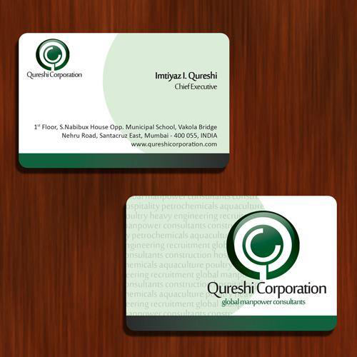 Business Card Printing Samarth Singh Consulting